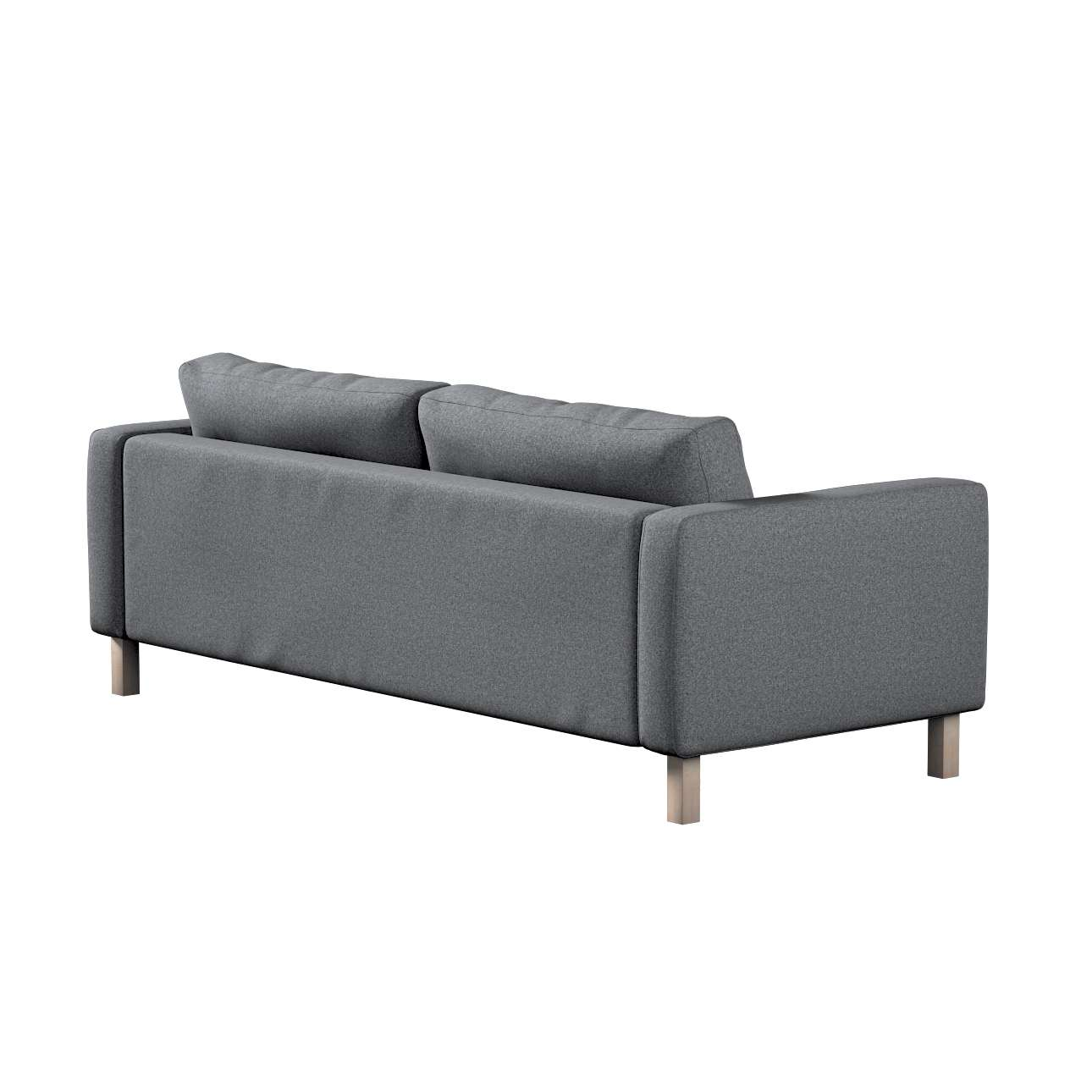 Hoes voor Karlstad 3-zitsbank van IKEA van de collectie Amsterdam, Stof: 704-47