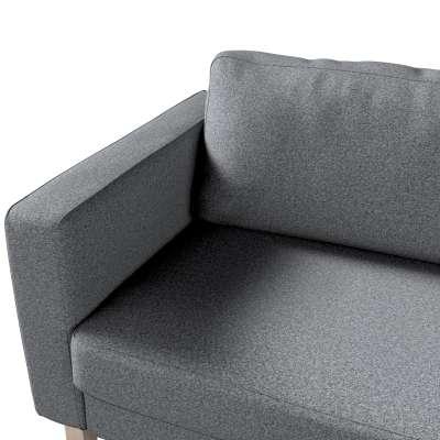 Potah na pohovku IKEA  Karlstad 3-místná, nerozkládací, krátký v kolekci Amsterdam, látka: 704-47