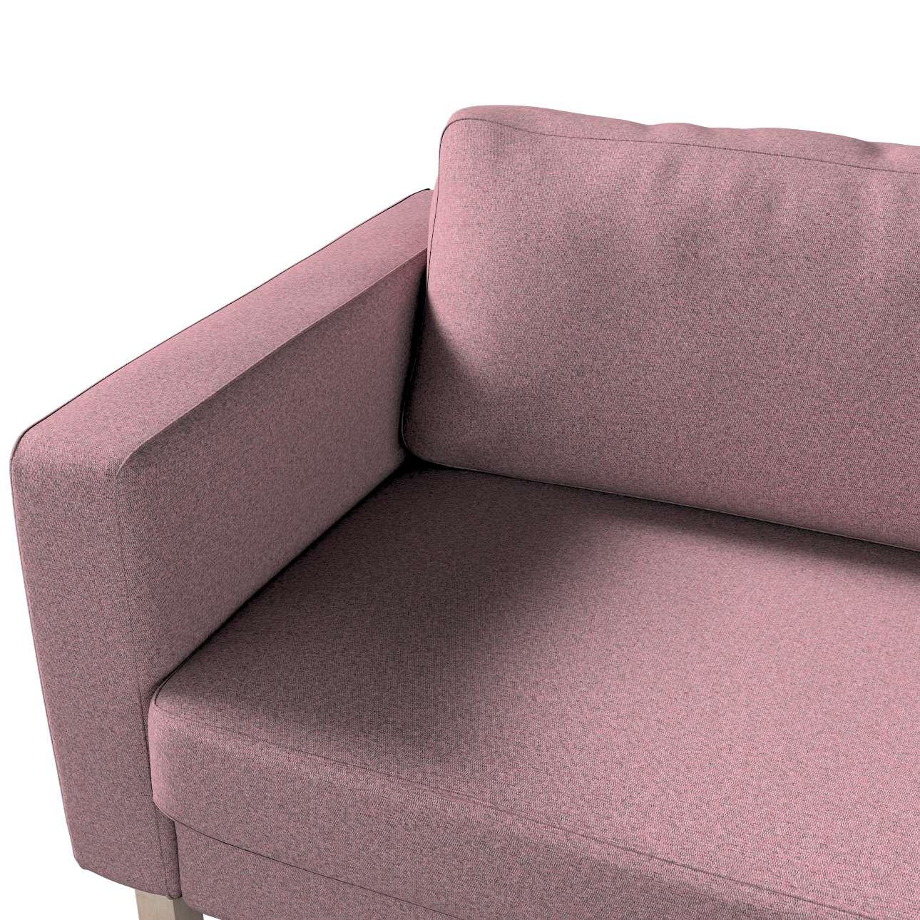 Potah na pohovku IKEA  Karlstad 3-místná, nerozkládací, krátký v kolekci Amsterdam, látka: 704-48
