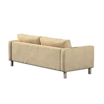 Karlstad klädsel<br>3-pers. soffa - kort - 204cm
