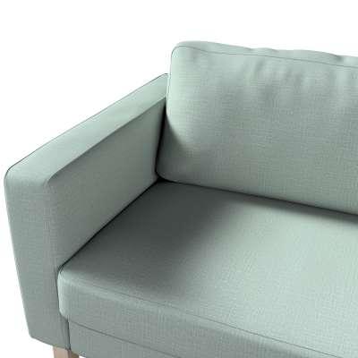 Potah na pohovku IKEA  Karlstad 3-místná, nerozkládací, krátký v kolekci Living II, látka: 160-86