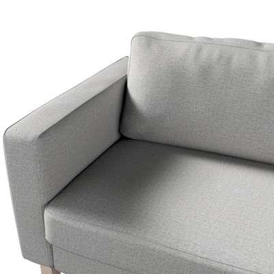 Potah na pohovku IKEA  Karlstad 3-místná, nerozkládací, krátký v kolekci Living II, látka: 160-89
