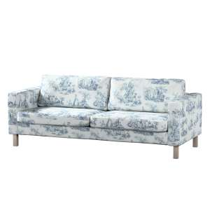 KARSLTAD trvivietės sofos užvalkalas Karlstad 3-vietės sofos užvalkalas (neišlankstomai sofai) kolekcijoje Avinon, audinys: 132-66
