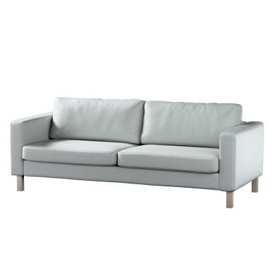 Potah na pohovku IKEA  Karlstad 3-místná, nerozkládací, krátký v kolekci Bergen, látka: 161-72