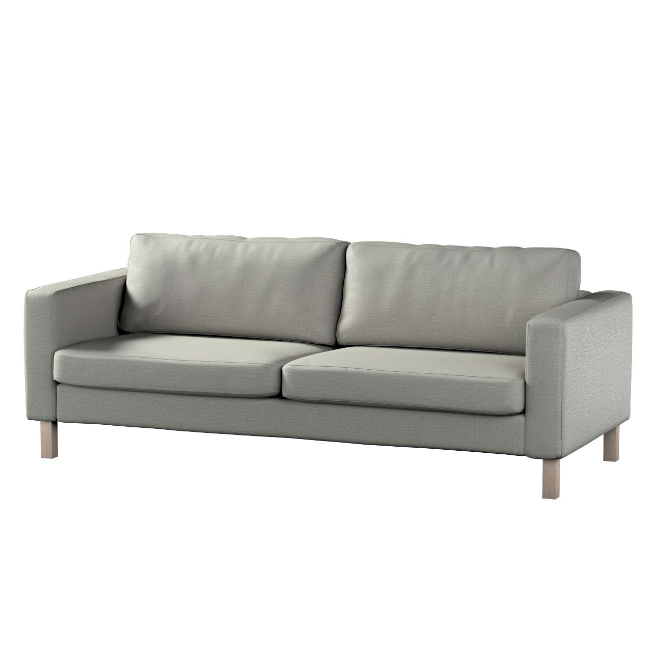 Karlstad klädsel<br>3-pers. soffa - kort - 204cm i kollektionen Bergen, Tyg: 161-83