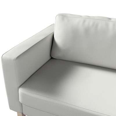 Potah na pohovku IKEA  Karlstad 3-místná, nerozkládací, krátký v kolekci Bergen, látka: 161-84