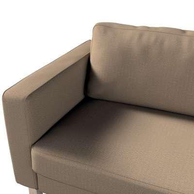 Potah na pohovku IKEA  Karlstad 3-místná, nerozkládací, krátký v kolekci Bergen, látka: 161-85