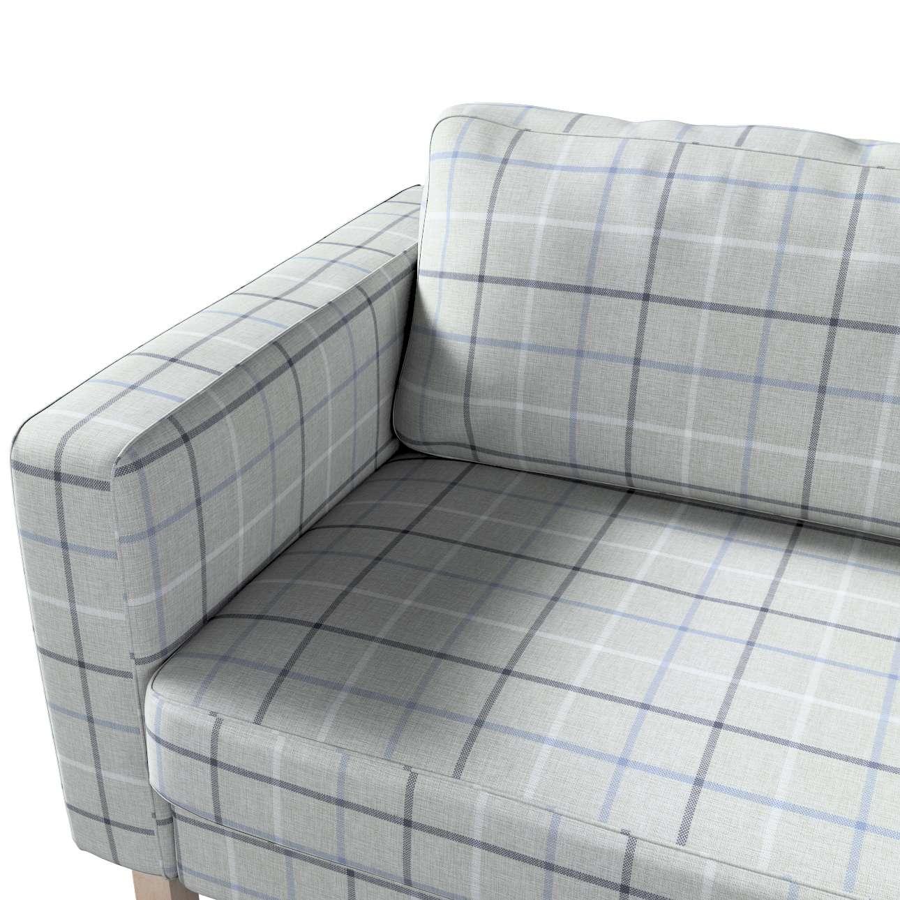 Potah na pohovku IKEA  Karlstad 3-místná, nerozkládací, krátký v kolekci Edinburgh, látka: 703-18