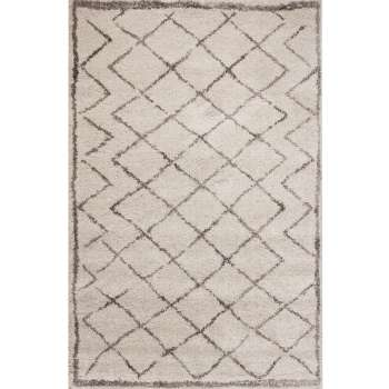 Teppich Royal cream- light grey 160x230cm
