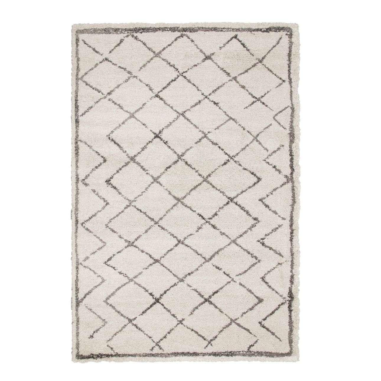 Teppich Royal cream- light grey 160x230cm