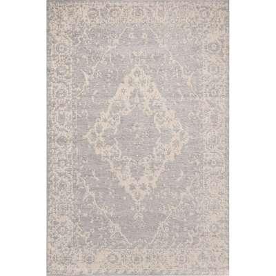 Breeze Serenity blue-wool 155x230cm