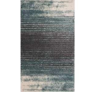 Dywan Modern Teal blue/dark grey 160x230cm  2160x230cm