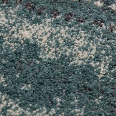 Modern Impressionism Cool Shades Area Rug 160x230cm Rugs and Runners - Dekoria.co.uk
