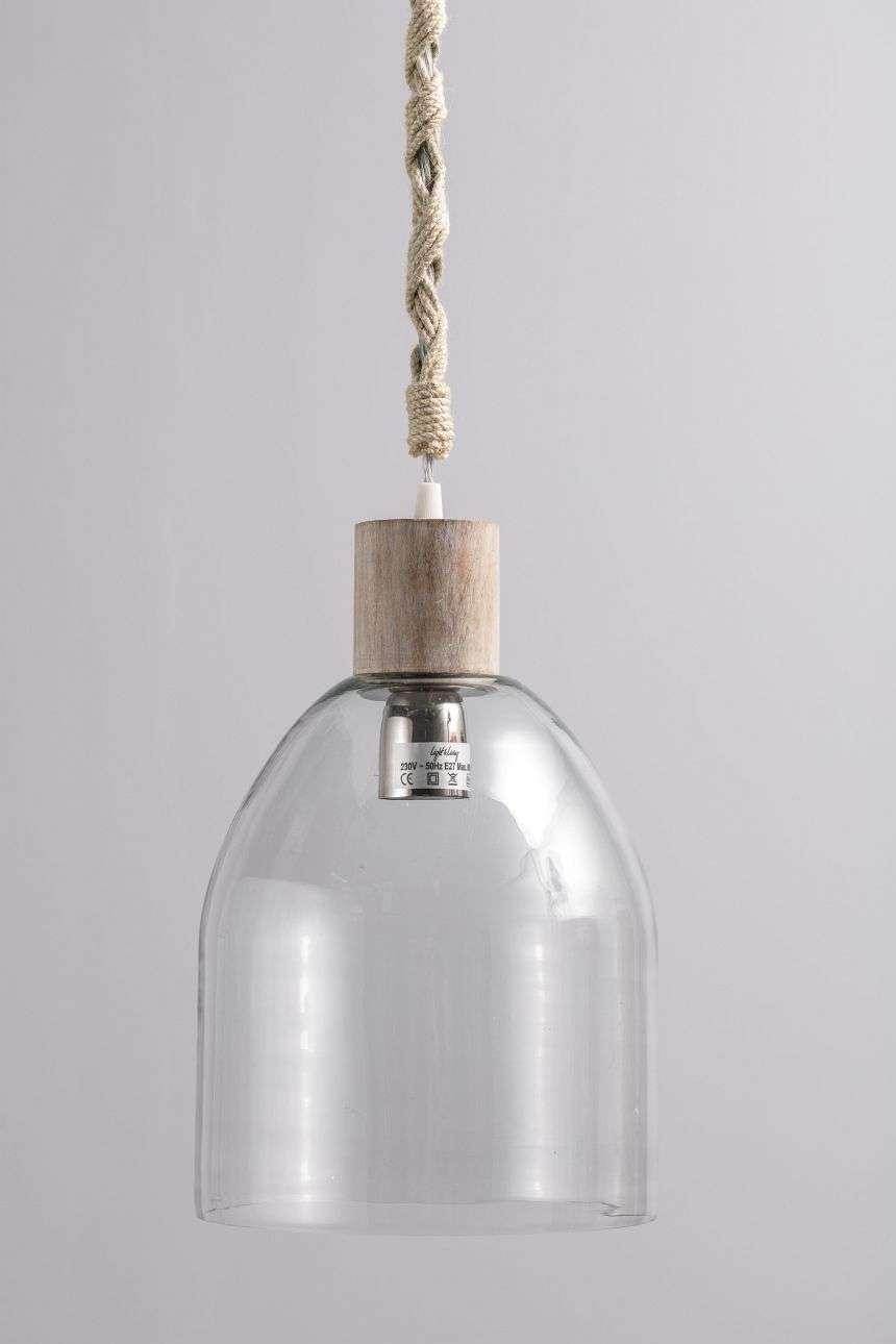 Dekoria Lampa wisząca Zaya śr. 23cm