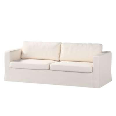 Bezug für Karlstad 3-Sitzer Sofa nicht ausklappbar, lang IKEA