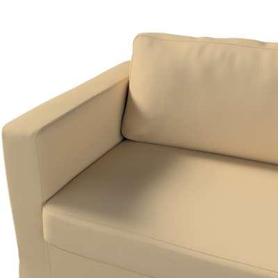 Karlstad päällinen kolmen istuttava, pitkä mallistosta Cotton Panama, Kangas: 702-01