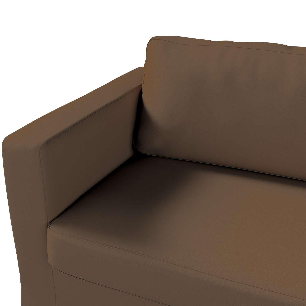 Karlstad päällinen kolmen istuttava, pitkä mallistosta Cotton Panama, Kangas: 702-02