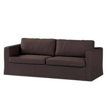 Poťah na sedačku Karlstad (nerozkladá sa, pre 3 osoby, dlhá) Poťah na sedačku Karlstad - pre 3 osoby, nerozkladá sa, dlhá V kolekcii Cotton Panama, tkanina: 702-03