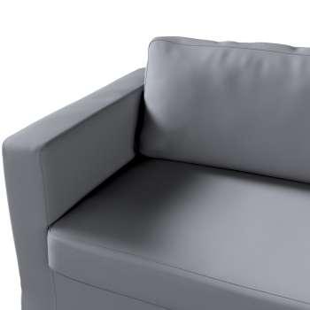 Karlstad betræk 3 sæder, lang fra kollektionen Cotton Panama, Stof: 702-07
