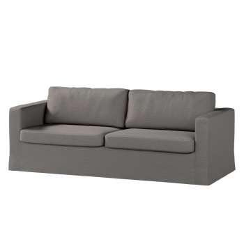 Karlstad 3-Sitzer Sofabezug nicht ausklappbar lang Sofahusse, Karlstad 3-Sitzer von der Kollektion Edinburgh , Stoff: 115-77