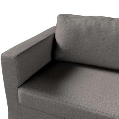 Pokrowiec na sofę Karlstad 3-osobową nierozkładaną, długi w kolekcji Edinburgh, tkanina: 115-77