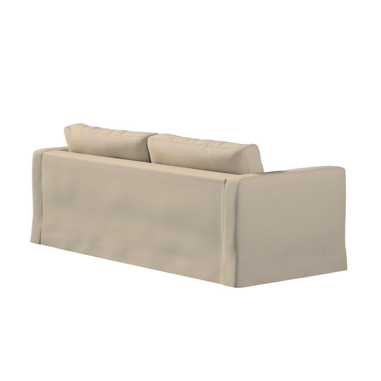 Poťah na sedačku Karlstad (nerozkladá sa, pre 3 osoby, dlhá) V kolekcii Edinburg, tkanina: 115-78
