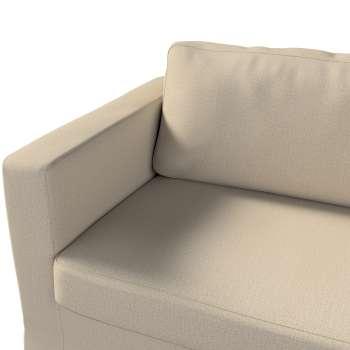 Pokrowiec na sofę Karlstad 3-osobową nierozkładaną, długi w kolekcji Edinburgh, tkanina: 115-78