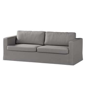 Pokrowiec na sofę Karlstad 3-osobową nierozkładaną, długi Sofa Karlstad 3-osobowa w kolekcji Edinburgh, tkanina: 115-81