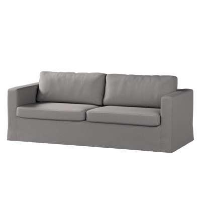 Potah na pohovku IKEA  Karlstad 3-místná, nerozkládací, dlouhý v kolekci Edinburgh, látka: 115-81