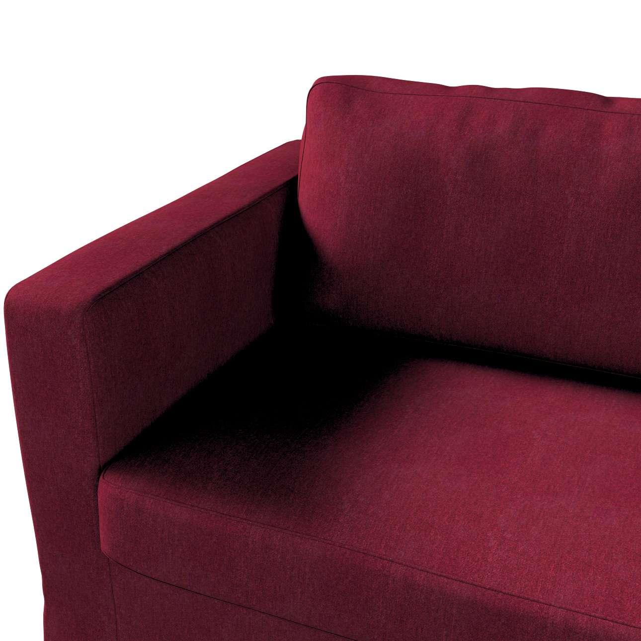 Hoes (lang) voor IKEA-Karlstad 3-zitsbank van de collectie Chenille, Stof: 702-19