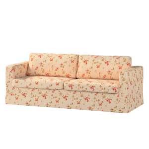 Karlstad 3-Sitzer Sofabezug nicht ausklappbar lang Sofahusse, Karlstad 3-Sitzer von der Kollektion Londres, Stoff: 124-05