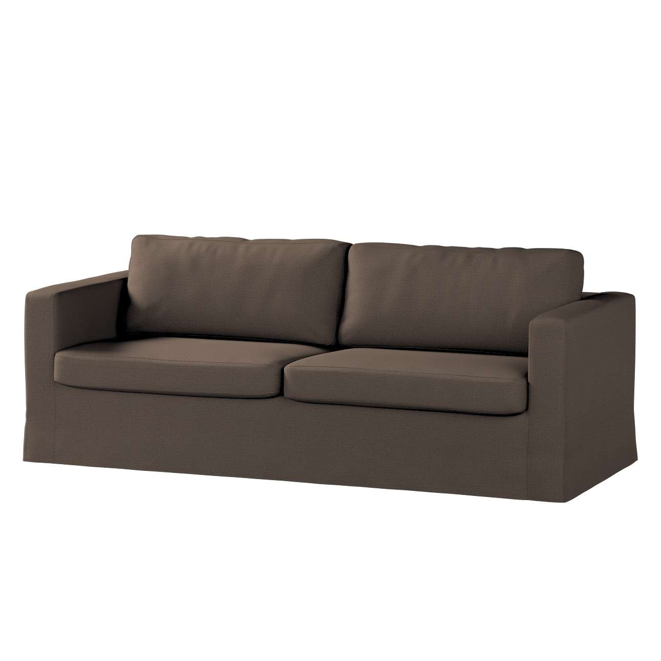 Karlstad trivietės sofos užvalkalas (ilgas, iki žemės) Karlstad trivietės sofos užvalkalas (ilgas, iki žemės) kolekcijoje Etna , audinys: 705-08
