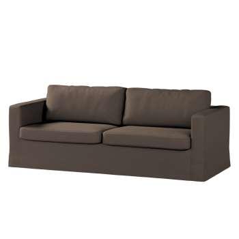 Karlstad 3-sits soffa -  lång klädsel