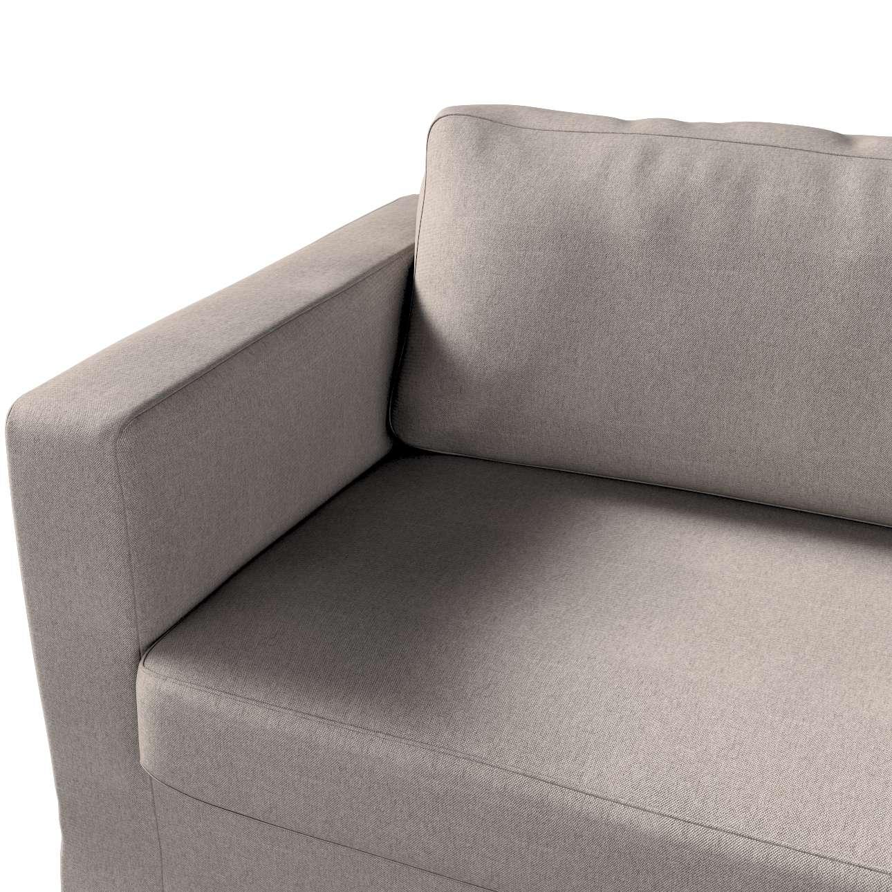 Potah na pohovku IKEA  Karlstad 3-místná, nerozkládací, dlouhý v kolekci Etna, látka: 705-09