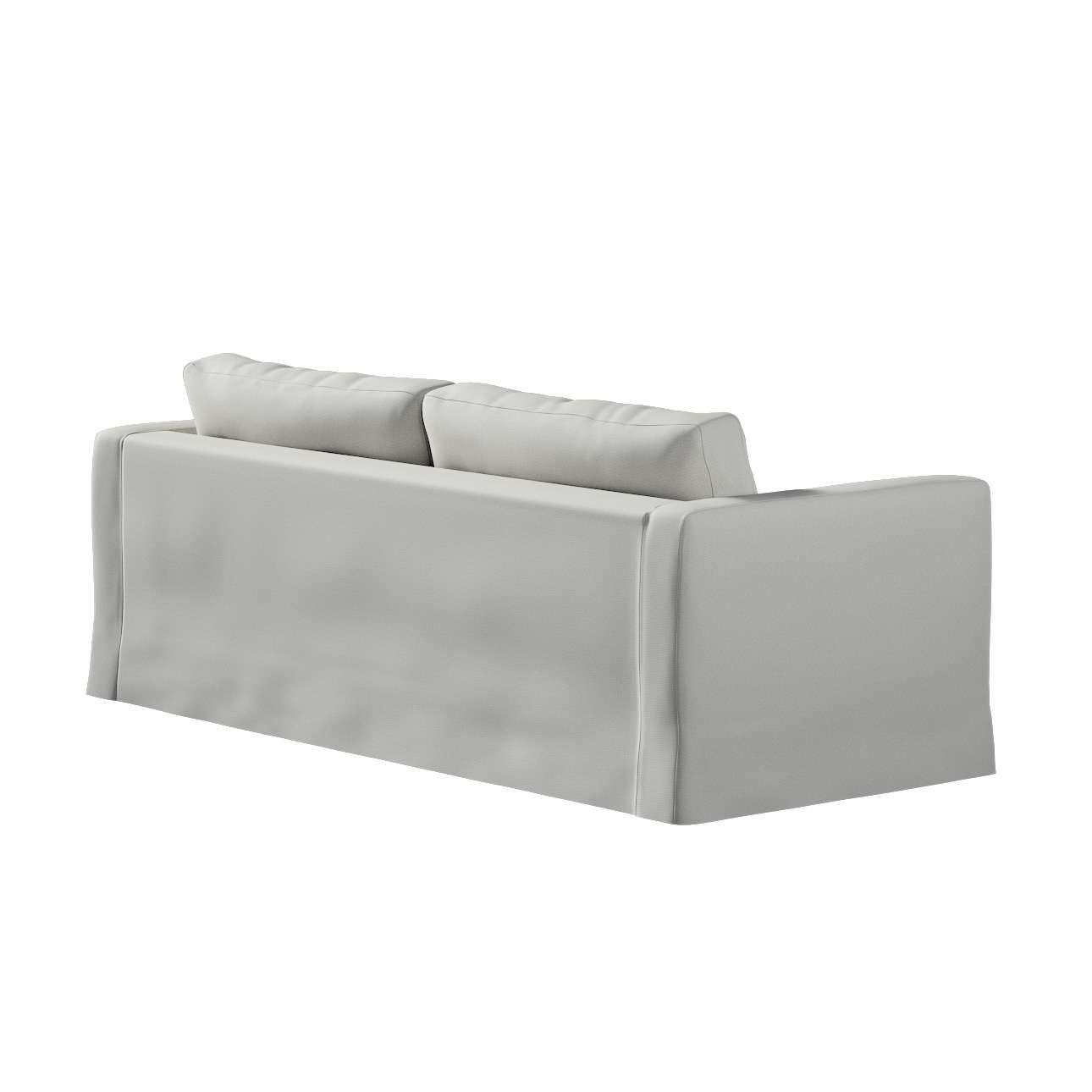 Potah na pohovku IKEA  Karlstad 3-místná, nerozkládací, dlouhý v kolekci Etna, látka: 705-90
