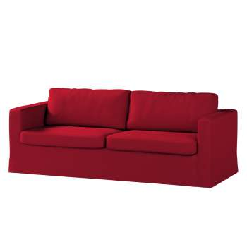 Karlstad 3-Sitzer Sofabezug nicht ausklappbar lang von der Kollektion Etna, Stoff: 705-60