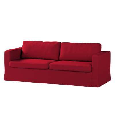 Hoes (lang) voor IKEA-Karlstad 3-zitsbank van de collectie Etna, Stof: 705-60