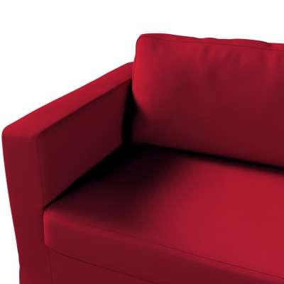 Pokrowiec na sofę Karlstad 3-osobową nierozkładaną, długi w kolekcji Etna, tkanina: 705-60
