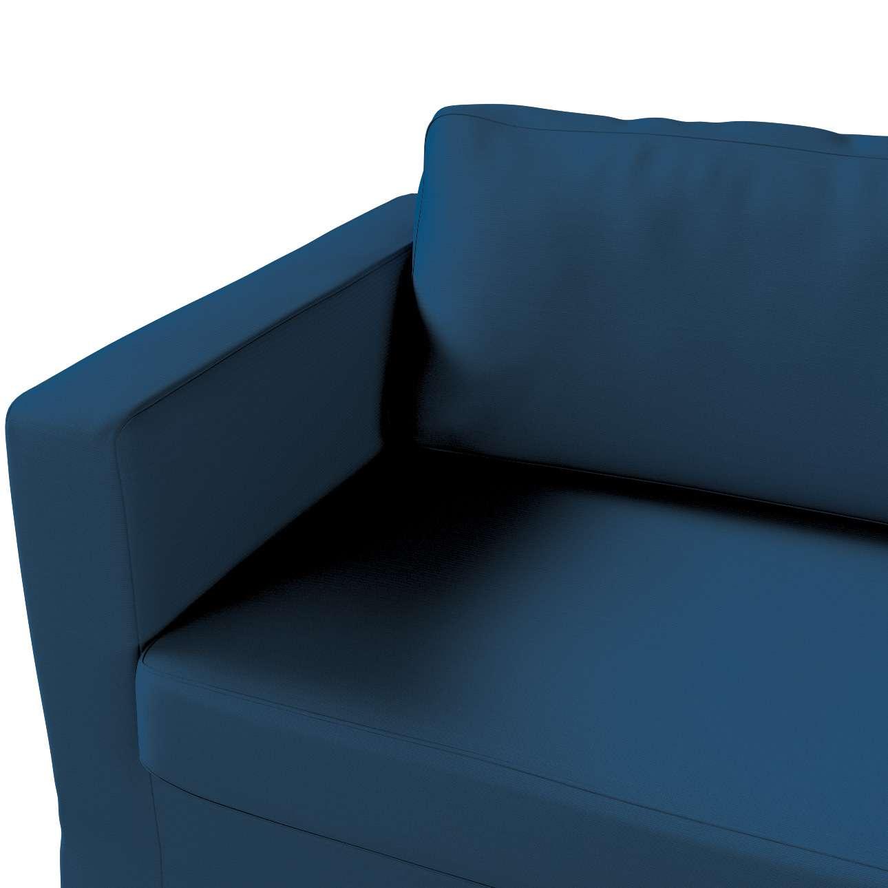 Karlstad päällinen kolmen istuttava, pitkä mallistosta Cotton Panama, Kangas: 702-30