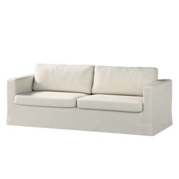 Poťah na sedačku Karlstad (nerozkladá sa, pre 3 osoby, dlhá) Poťah na sedačku Karlstad - pre 3 osoby, nerozkladá sa, dlhá V kolekcii Cotton Panama, tkanina: 702-31