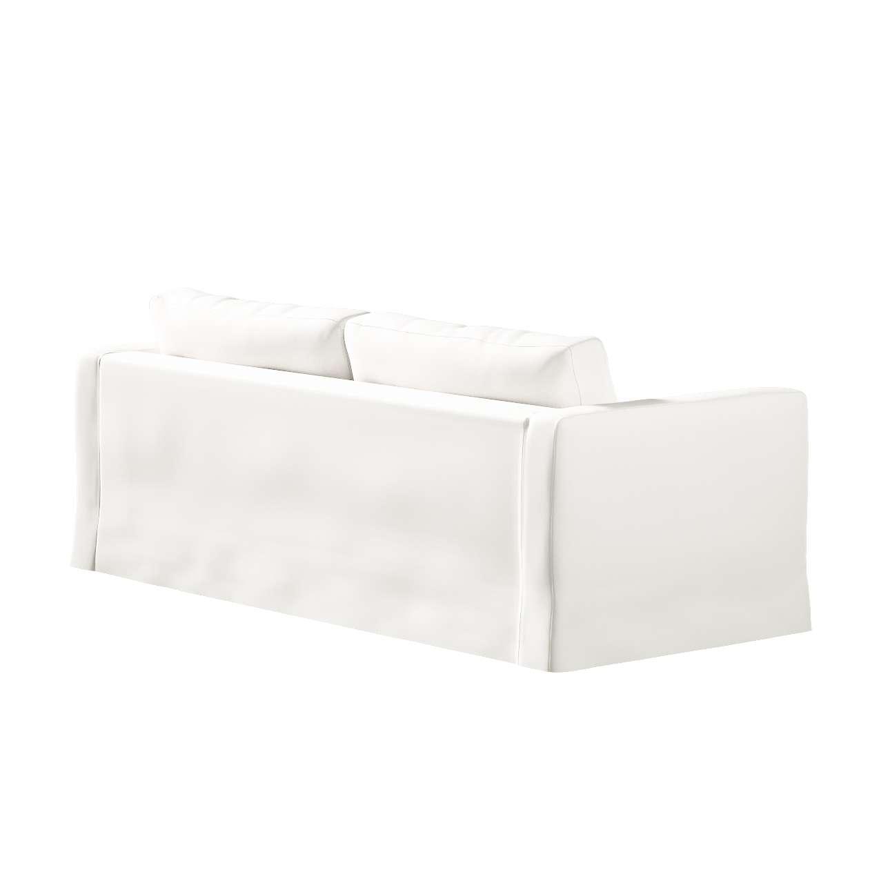 Potah na pohovku IKEA  Karlstad 3-místná, nerozkládací, dlouhý v kolekci Cotton Panama, látka: 702-34