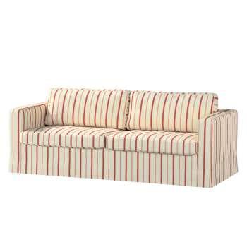 Karlstad 3-Sitzer Sofabezug nicht ausklappbar lang