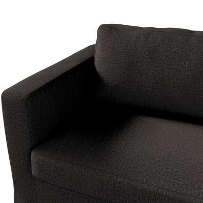 Pokrowiec na sofę Karlstad 3-osobową nierozkładaną, długi w kolekcji Etna, tkanina: 702-36
