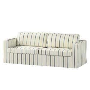 Karlstad trivietės sofos užvalkalas (ilgas, iki žemės) Karlstad trivietės sofos užvalkalas (ilgas, iki žemės) kolekcijoje Avinon, audinys: 129-66