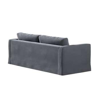 Karlstad klädsel 3-sits soffa -  lång