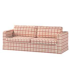 Karlstad 3-Sitzer Sofabezug nicht ausklappbar lang Sofahusse, Karlstad 3-Sitzer von der Kollektion Avinon, Stoff: 131-15