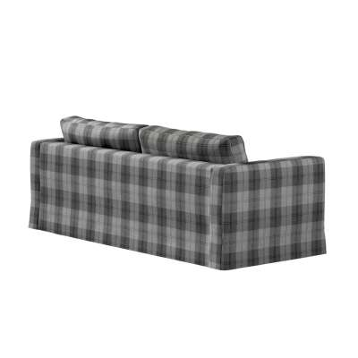 Potah na pohovku IKEA  Karlstad 3-místná, nerozkládací, dlouhý v kolekci Edinburgh, látka: 115-75