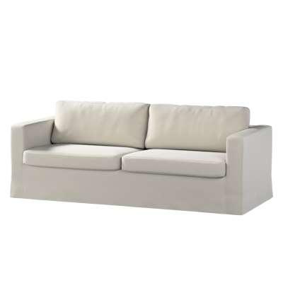 Karlstad klädsel 3-pers. soffa -  lång - 204cm