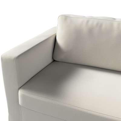 Pokrowiec na sofę Karlstad 3-osobową nierozkładaną, długi w kolekcji Ingrid, tkanina: 705-40