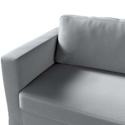 Pokrowiec na sofę Karlstad 3-osobową nierozkładaną, długi w kolekcji Ingrid, tkanina: 705-42
